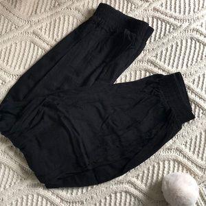 One Teaspoon Open Side Slit Harlem Pants